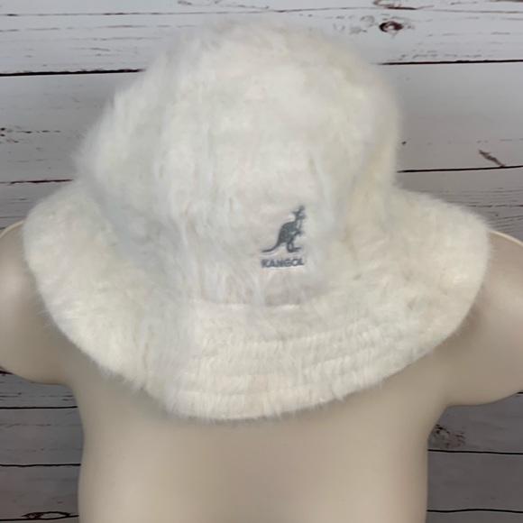 ed03a402fd860 Kangol Accessories - Kangol Furgora Angora Bucket Hat OS off white